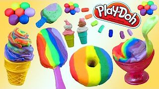 Play Doh Cake Rainbow Cake How to Make Rainbow Play Doh