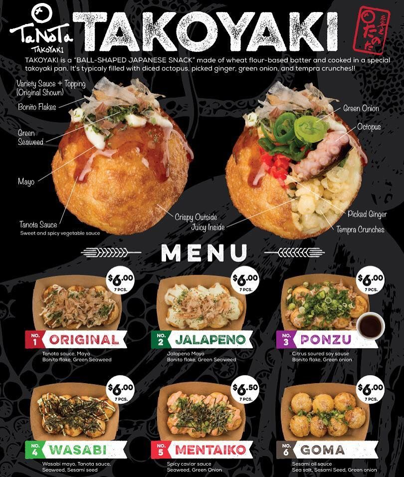 Chinatown S Ramen Champ Pivots Again With New Takoyaki Concept Japanese Street Food Asian Street Food Street Food