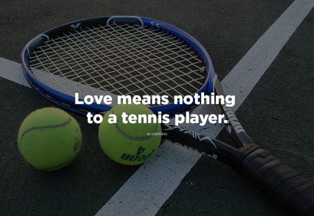 tennis jokes and puns