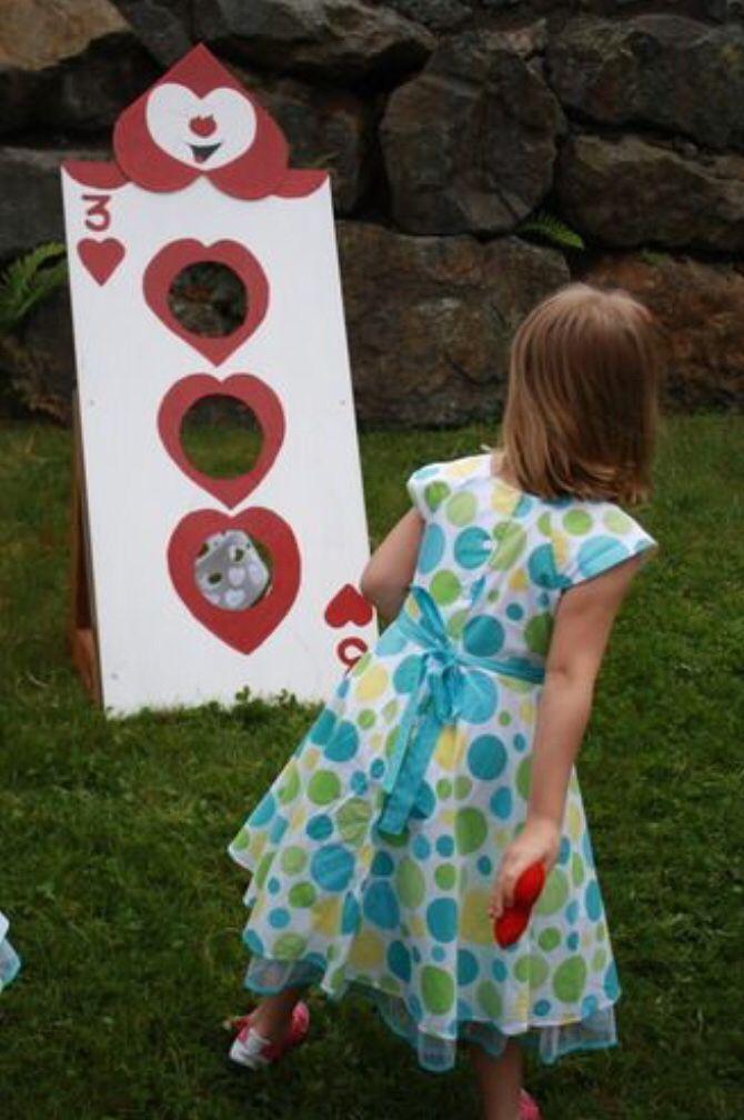 Alice in wonderland party games | Alice in Wonderland | Pinterest ...