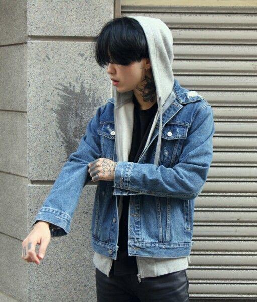 korean boy in tattoo | ♡AsiN BoYs In TaTtOo♡ | Korean boys ...