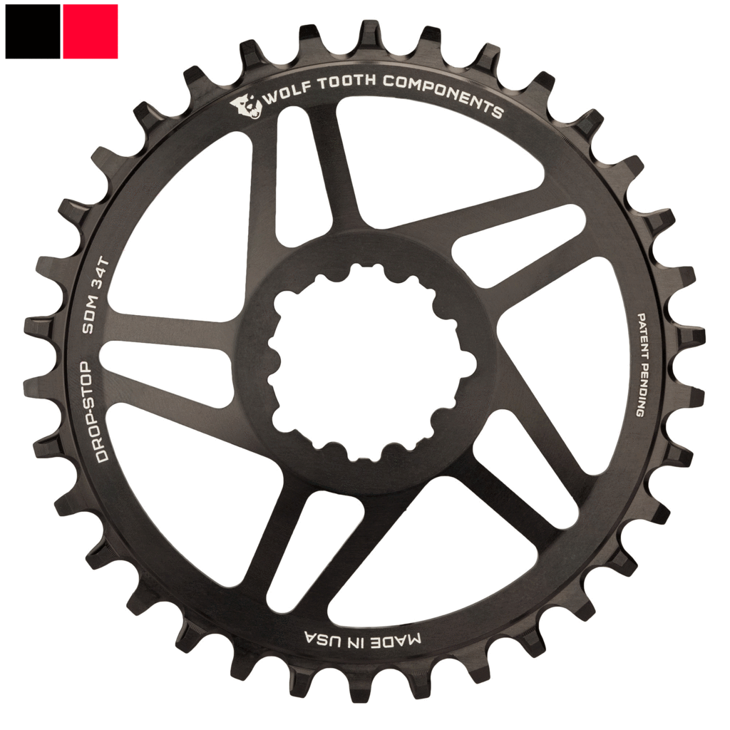 Direct Mount Chainrings For Sram Cranks Bicycle Board Bmx