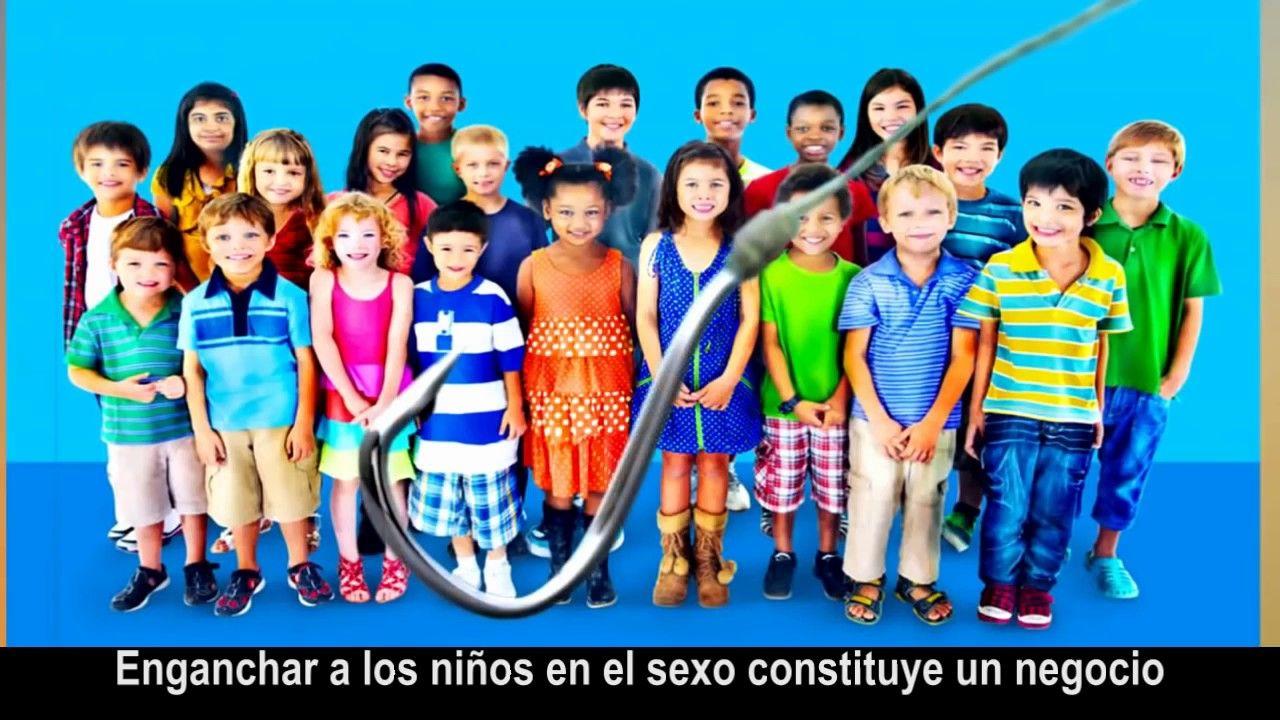 "Los Niños del Mundo: Objetivo final de la Perversa Agenda de la ""Educaci..."