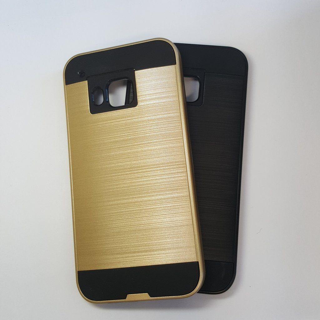 HTC One M9 - Slim Sleek Brush Metal Case - 6.75$