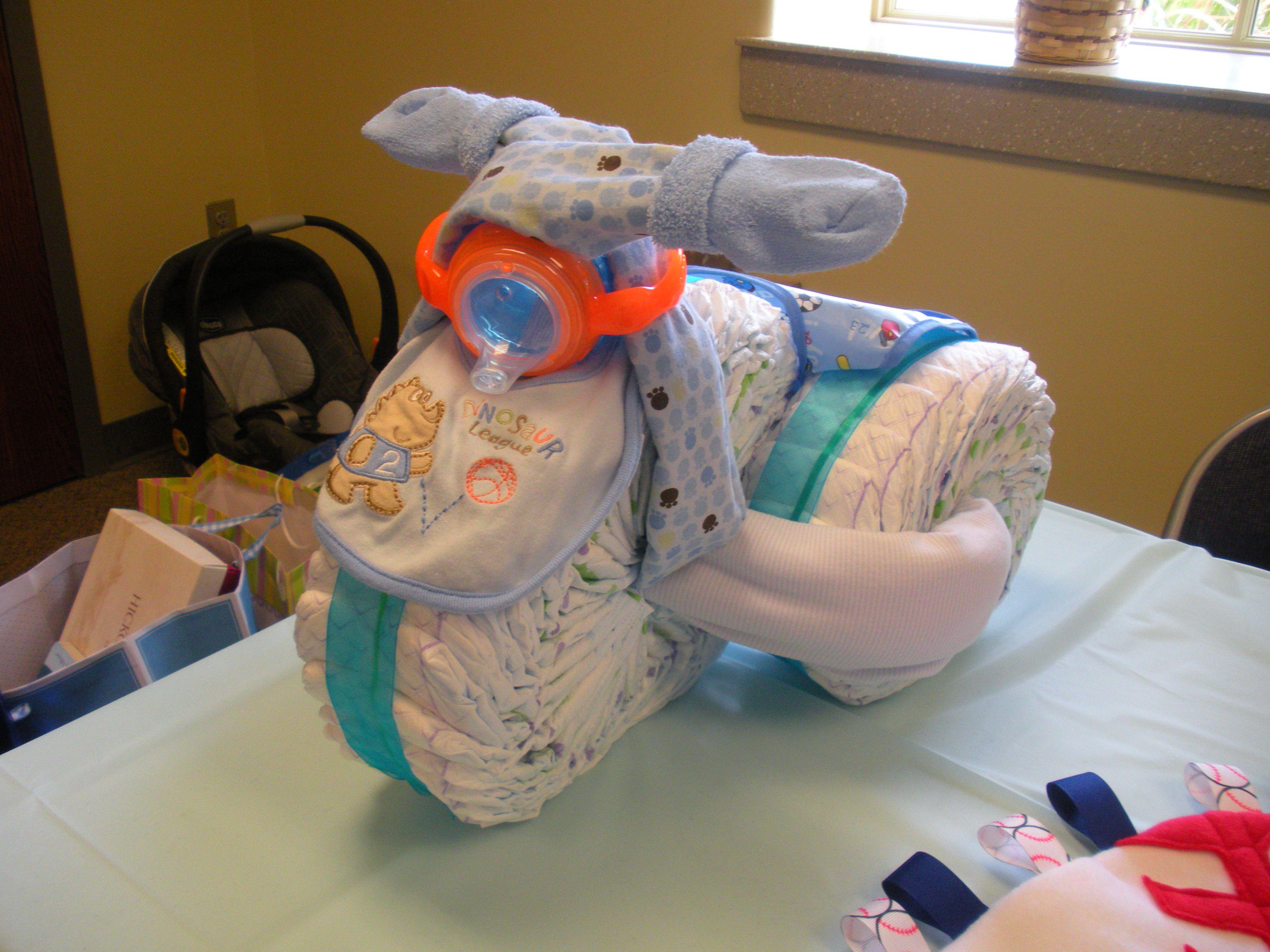 Big Wheel Diaper Cake My Crafts Pinterest Big Wheel