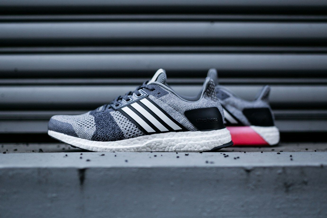 The adidas UltraBOOST ST Returns in a