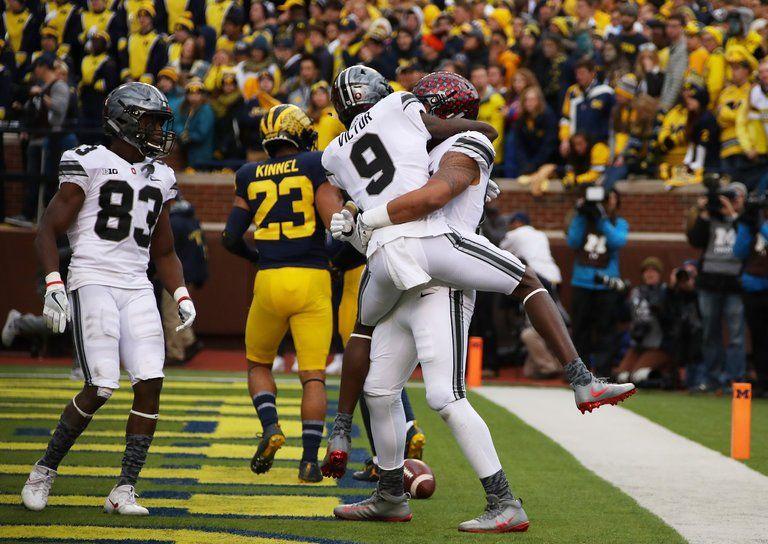 College Football Roundup Ohio State Prevails Despite