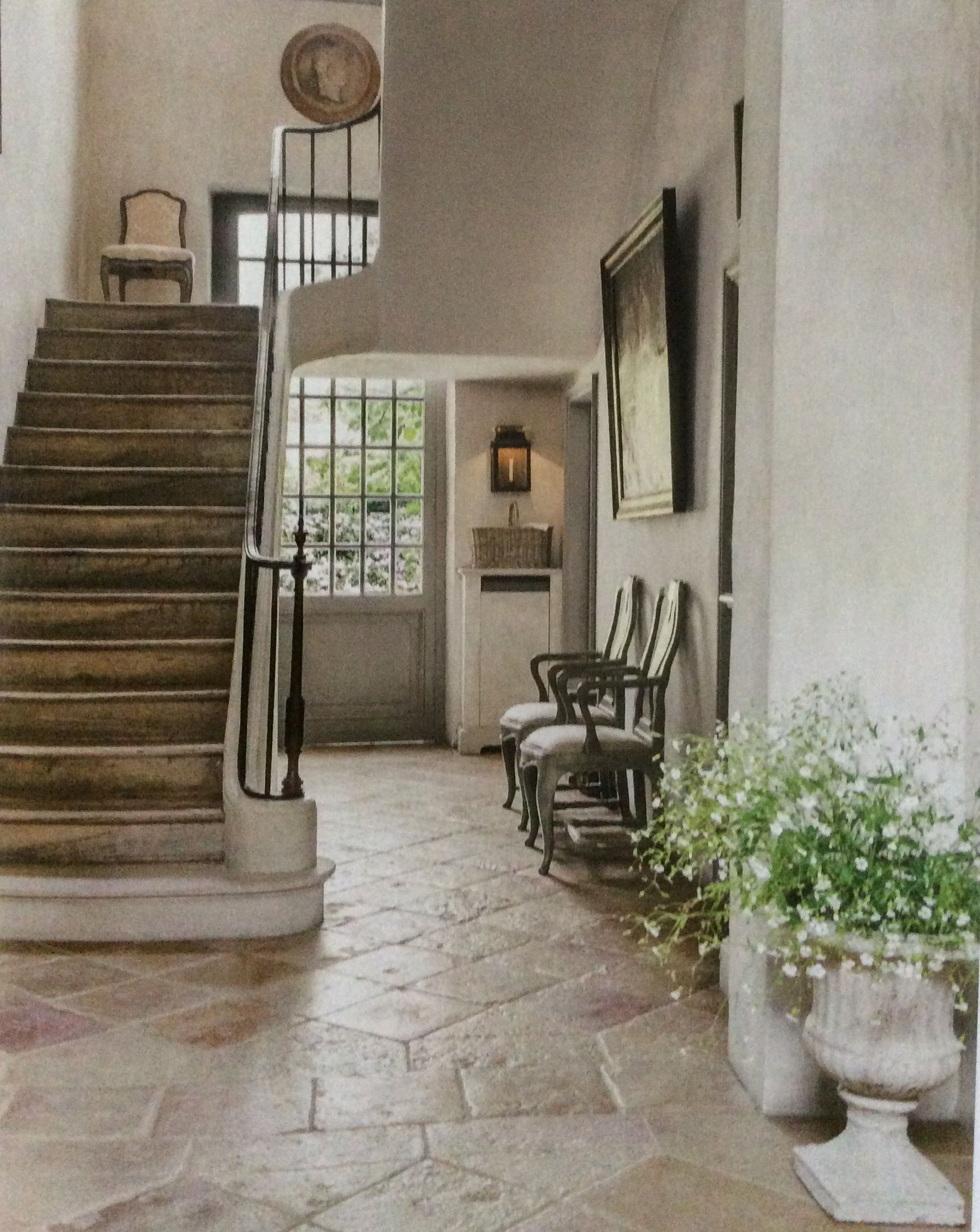 Hall Entree Maison Pretty Entrance Hall Inspiration Pinterest Maison Entrée