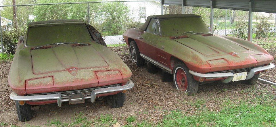barn find friday somewhere in georgia two of them that 39 s crazy barn finds pinterest. Black Bedroom Furniture Sets. Home Design Ideas