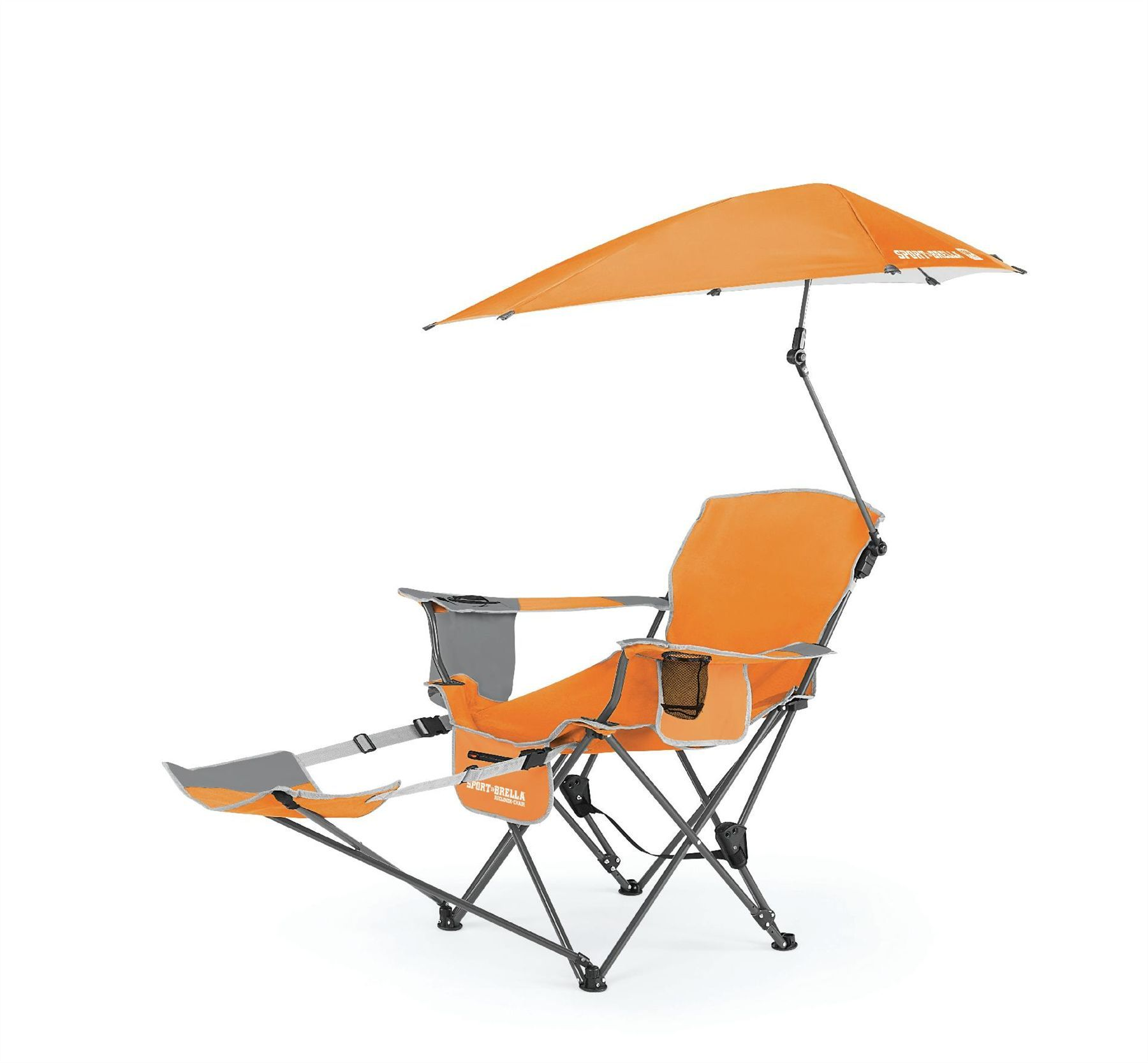 reclining beach chair with footrest deck covers haggar men 39s cool 18 hidden expandable waist plain front