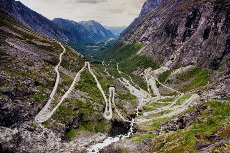 Droga Trolli - Rauma, Norwegia