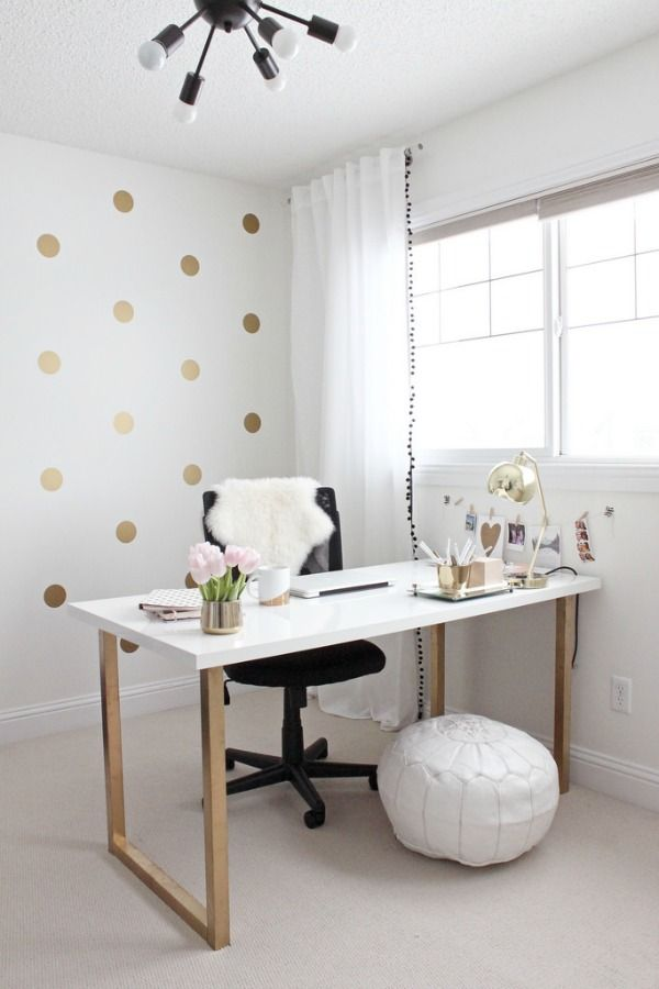 7 budget friendly ways to dress up your home office