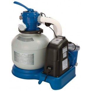Filtre sable combin un cost rilisateur 6 m h - Changer le sable d un filtre piscine ...