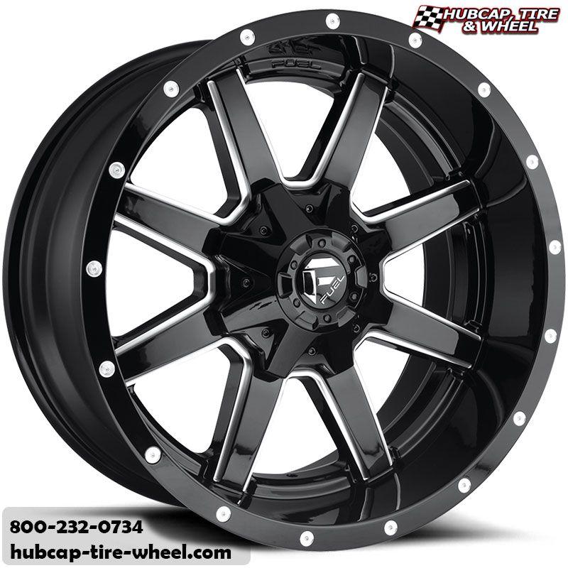 Fuel D610 Maverick Fuel Wheels Fuel Rims Wheel Rims