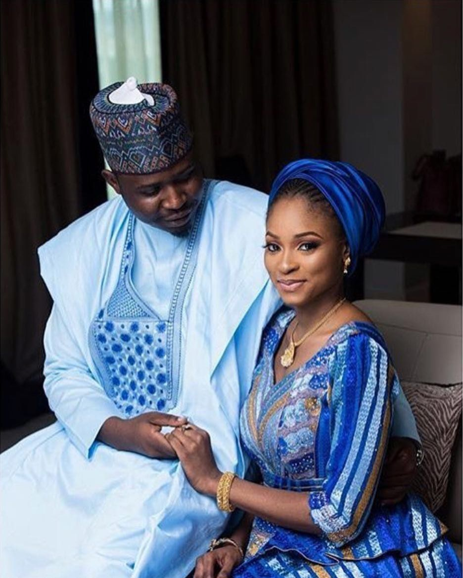 Beautiful Pre-wedding photos of Hausa couple that will wow