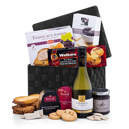 Foie Gras Toast u0026 Wine Luxury Gift Basket  sc 1 st  Pinterest & Foie Gras Toast u0026 Wine Luxury Gift Basket | Fall Gifts and Autumn ...