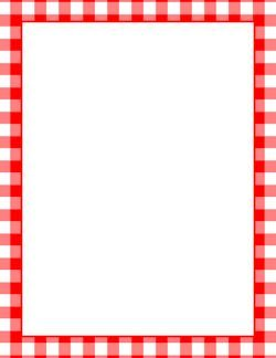 Menu Border | Page borders, Paper template free printable ...