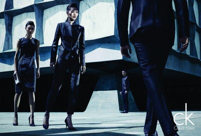 Sung Jin Park & Matthijs Meel pour CK Calvin Klein Automne / Hiver 2013 Campagne