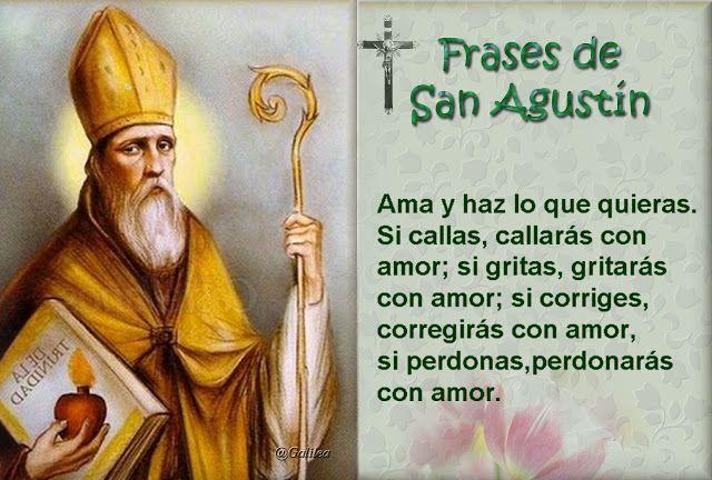 Santa Maria Madre De Dios Y Madre Nuestra Frases De San Agustin