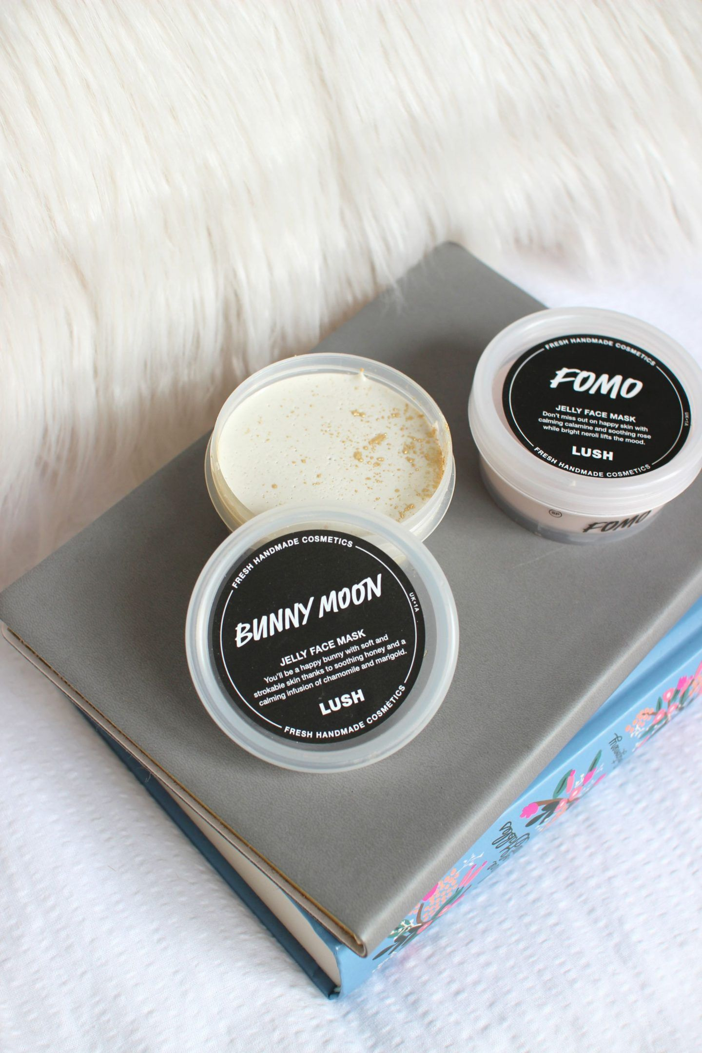 Lush Jelly Face Masks Review Bunny Moon And Fomo Selfcare In Jellys Pure Mask Power Soap