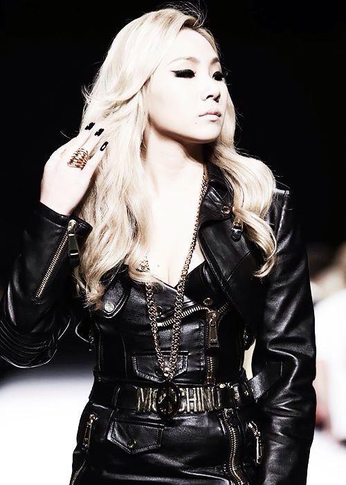 #CL #Chaerin #2NE1