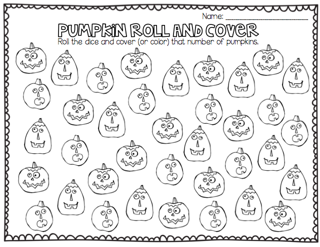 Number Names Worksheets pumpkin math worksheets kindergarten – Pumpkin Math Worksheets Kindergarten