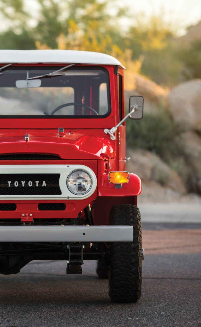 1970 Toyota FJ40 Land Cruiser Toyota fj40, Fj40 landcruiser