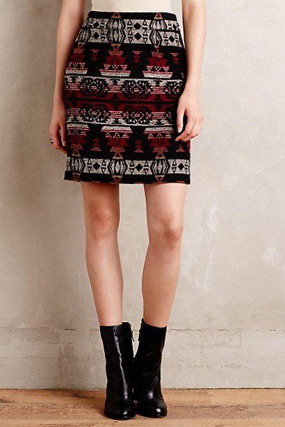 ec7e8ff77935 Cima Pencil Skirt #anthropologie Höstkläder, Dress Outfits, Antropologi, Klänning  Kjol