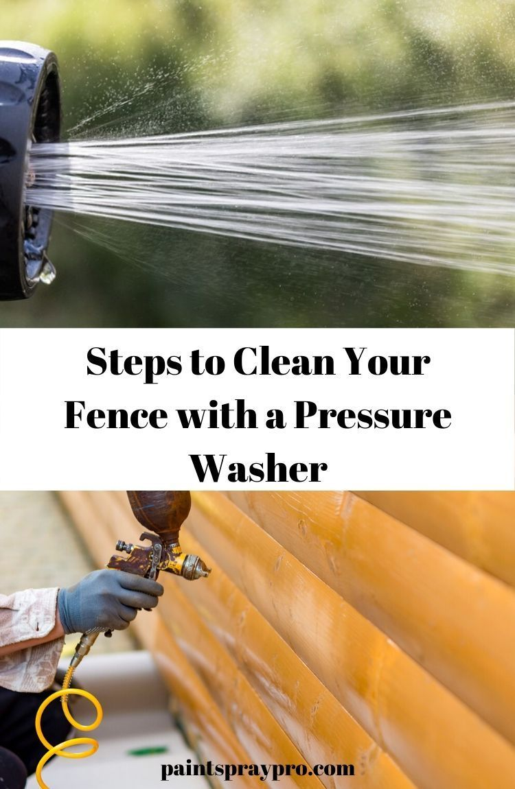 Attach Your Garden Hose To Your Power Washer Then Attach The High Pressure Hose That Goes From The Washer To Your Spray Wand Fil