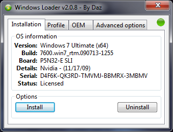 windows 7 ultimate activation key 64 bit crack