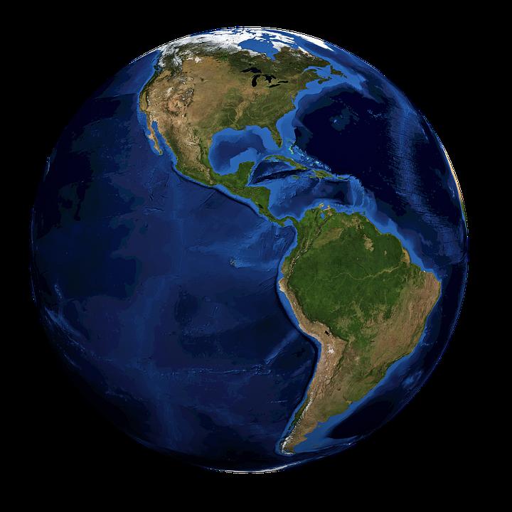 Kostenloses Bild auf Pixabay - Globus, Welt, Erde, Planeten ...