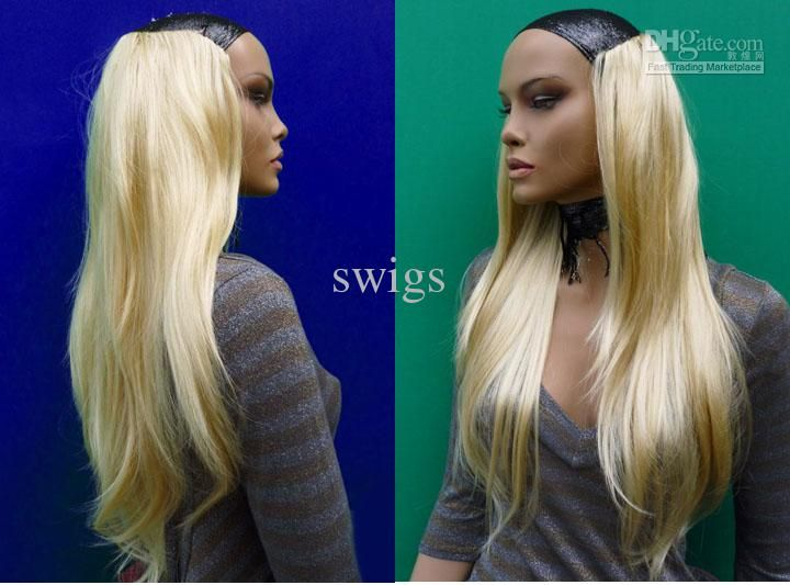 Xlong one piece full head blonde clip in hair extension hair xlong one piece full head blonde clip in hair extension hair pmusecretfo Choice Image