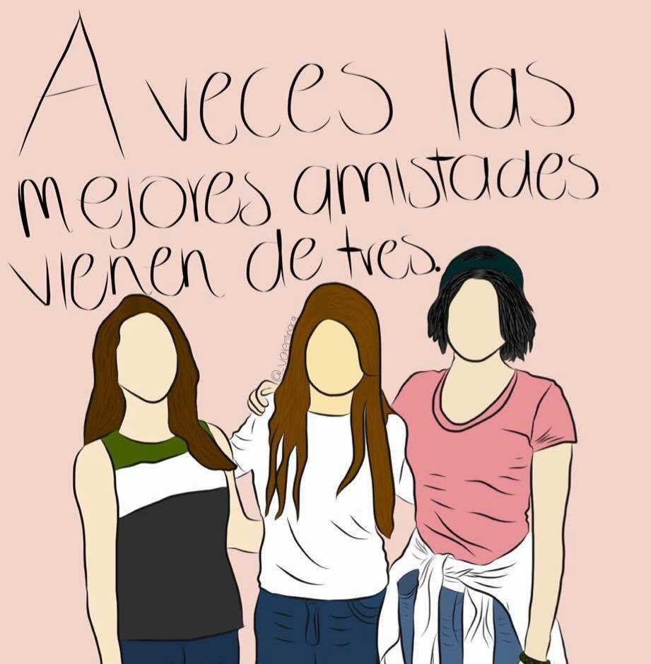 Amigas Amistad De Amigas Tres Mejores Amigas Imagenes De Mejores Amigas