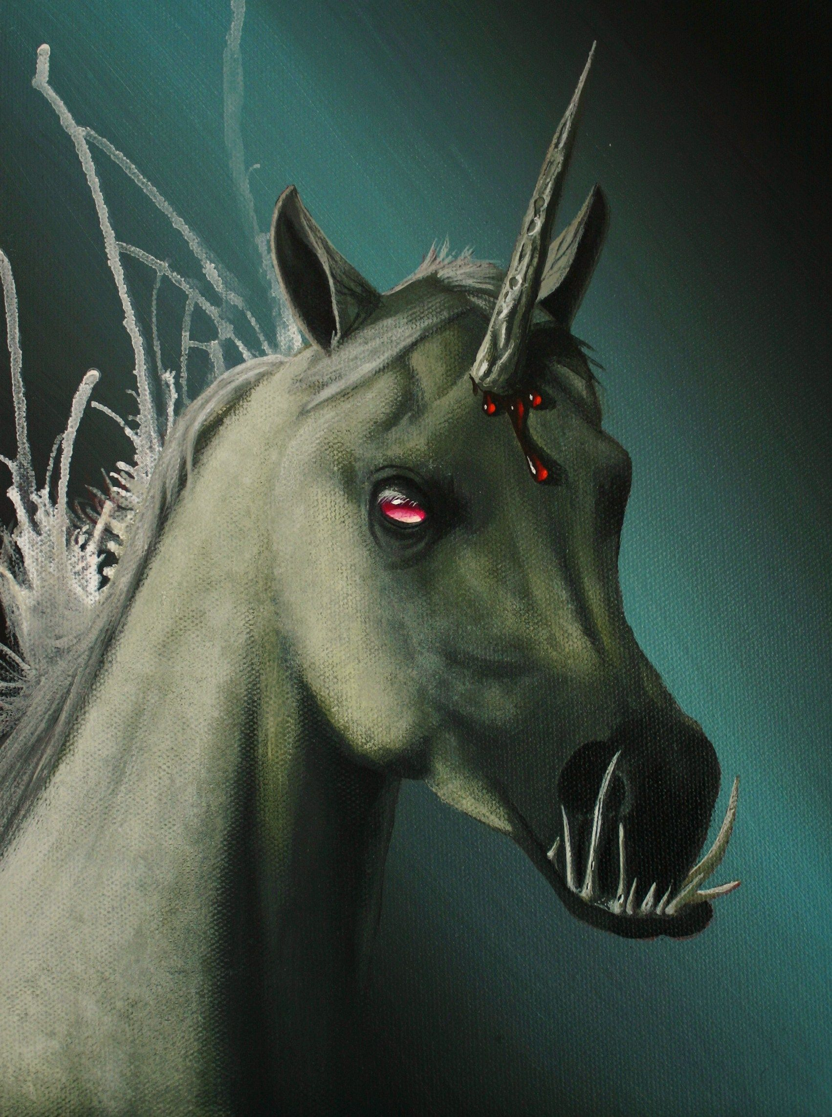 Real Unicorn 12x9 | Tattoo =0 | Pinterest | Real unicorn ...