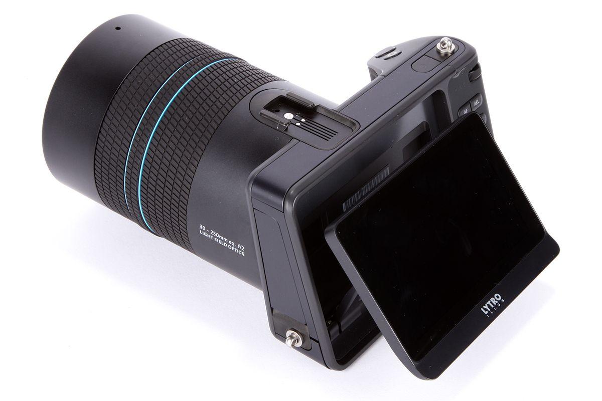 Lytro Illum lightfield camera