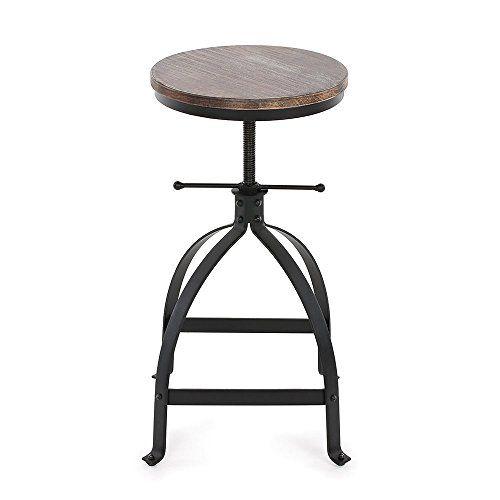 ikayaa kitchen stool dining stool bar stool chair round i