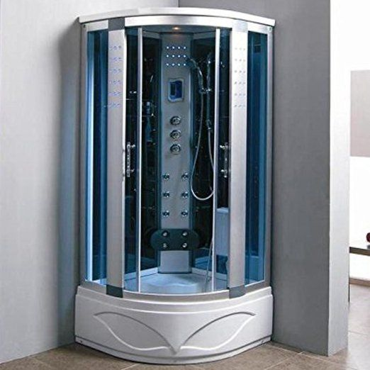 Robot Check Corner Bath Shower Shower Cabin Shower Cubicles