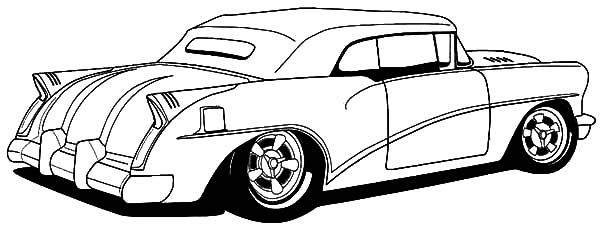 hot rod cars hot rod cars coloring pages for kids coloring Vintage Car Coloring Pages Mater Cars Coloring Pages