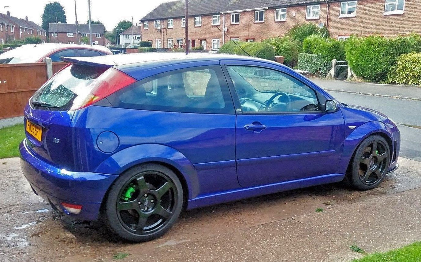 295 Bhp Ford Focus Rs On Ebay Here Https Ebay To 2cvzul3