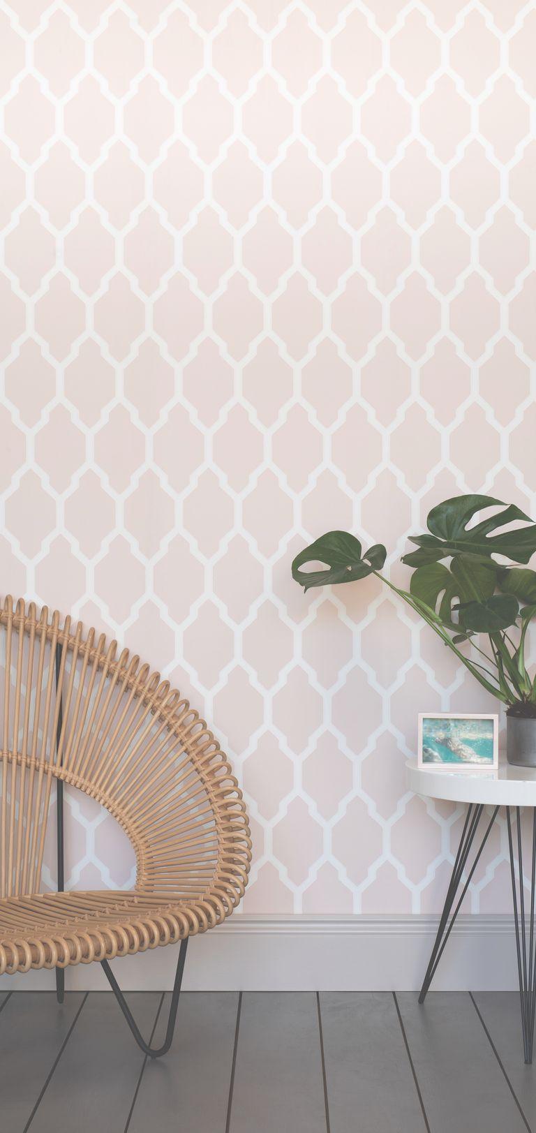 Farrow Ball Launch Three New Wallpaper Designs Pink Wallp