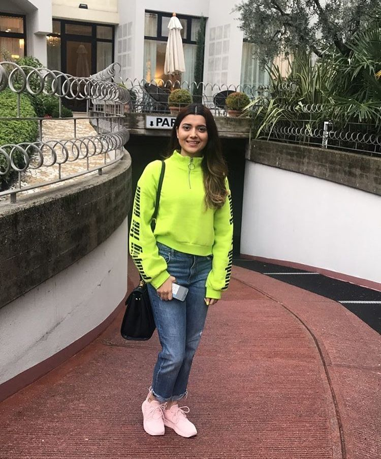 Nimrat khaira Western outfits, Work outfit, Fashion