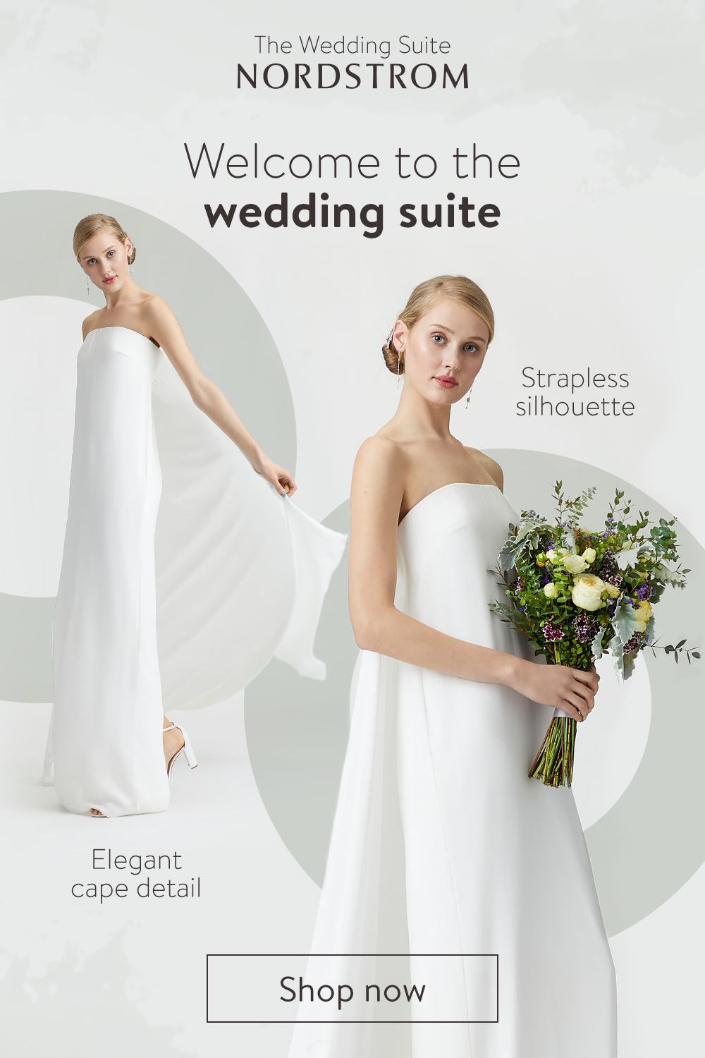 Discover Your Perfect Wedding Dress At The Wedding Suite At Nordstrom Like This Str Wedding Dresses For Older Women Blue Wedding Dresses Perfect Wedding Dress
