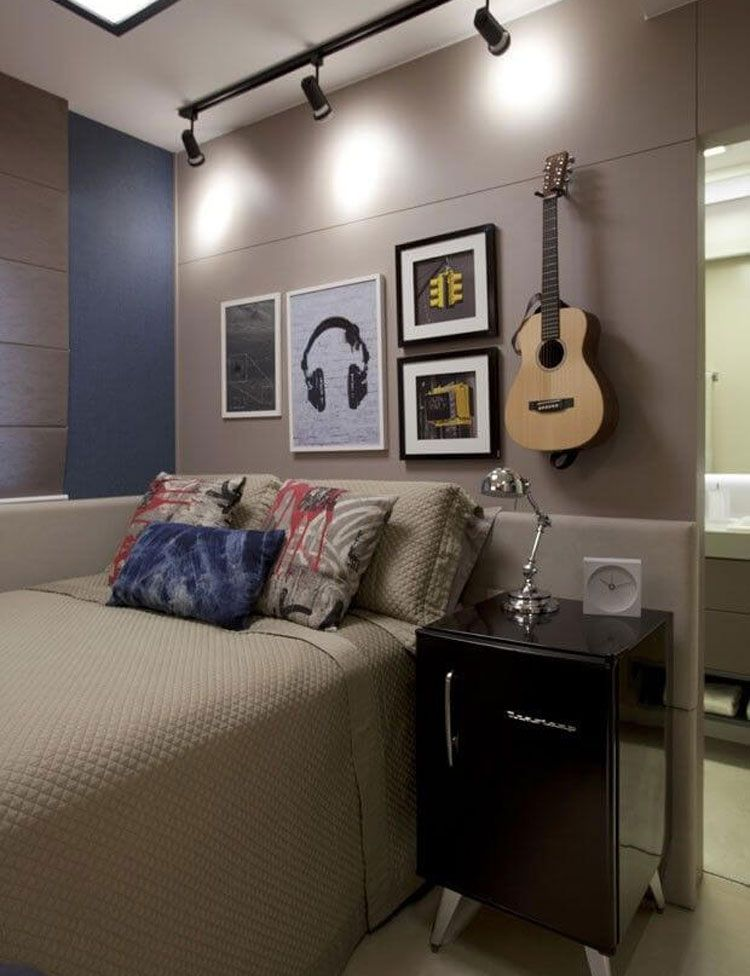 65 Cool Teenage Boys Room Decor Ideas Designs 2020 Guide In 2020 Music Bedroom Boys Room Decor Boys Bedroom Decor