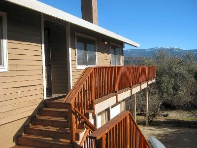 Vrbo Com 460052 Eastwood Escape Stunning Views Of The Sierras Near Yosemite Vacation Home Vacation House Rental