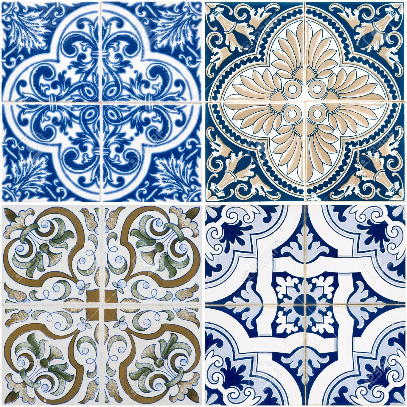 Spanish Decorative Wall Tiles Related Image  Dollhouse  Pinterest