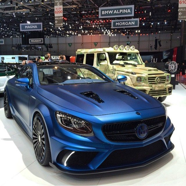 Mansory S63 Amg Coupe And G65 Jayr Photog Sf Media