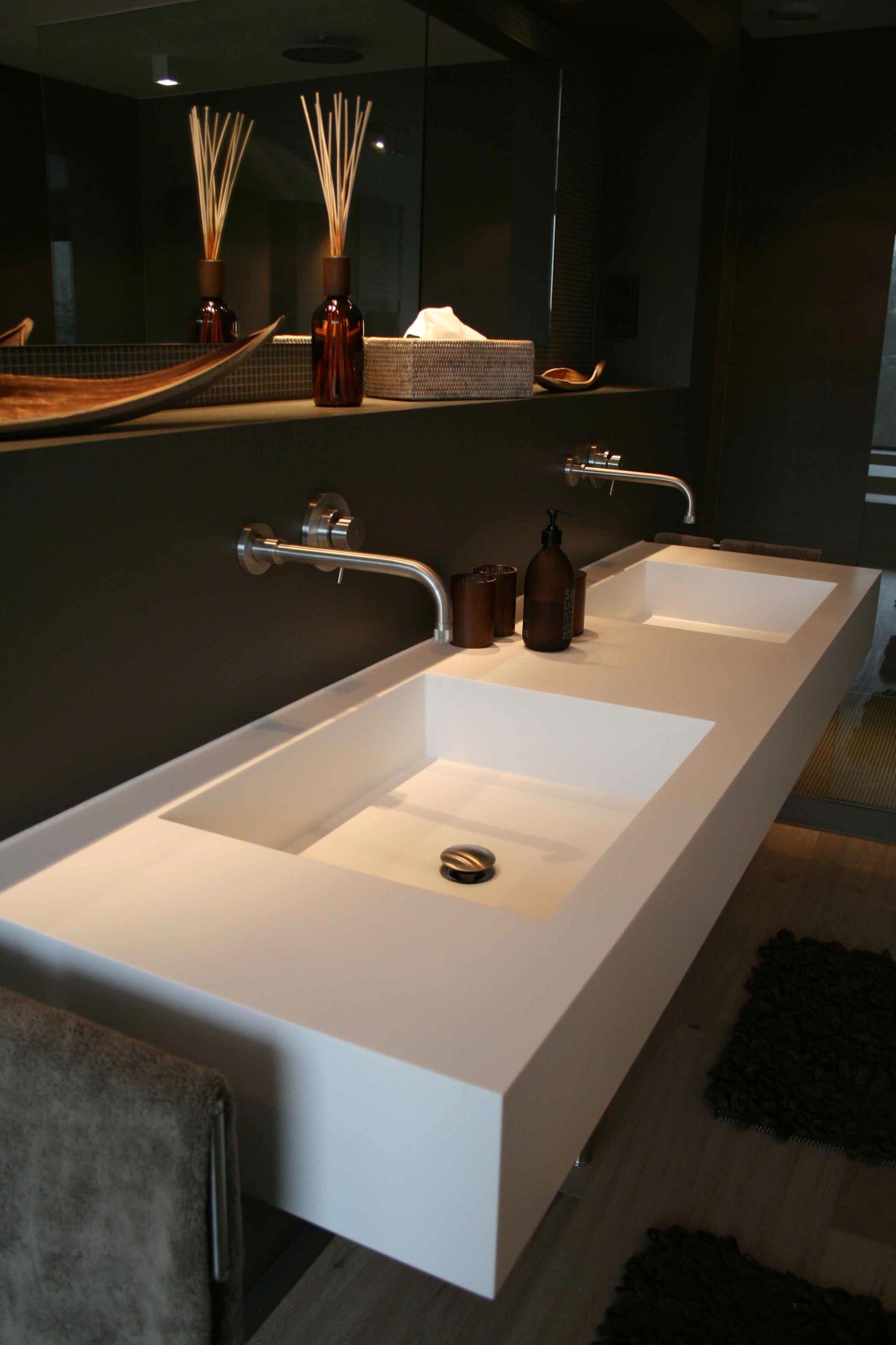 Doppelwaschtisch axel fröhlich gmbh moderne badezimmer ...