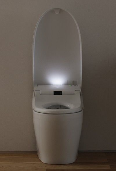 TOTO MS980CMG With Heated Seat, Dryer, Air Sanitizer and Night ...