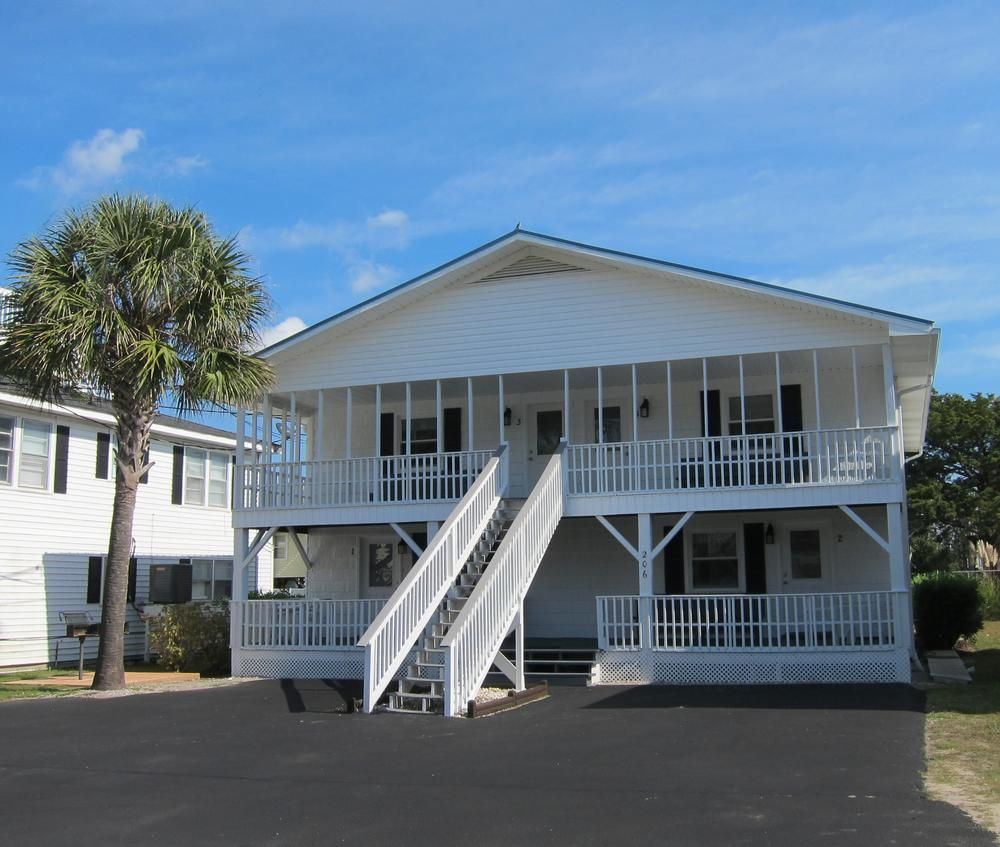robinson apartment 2 cherry grove rentals north myrtle beach rh pinterest com