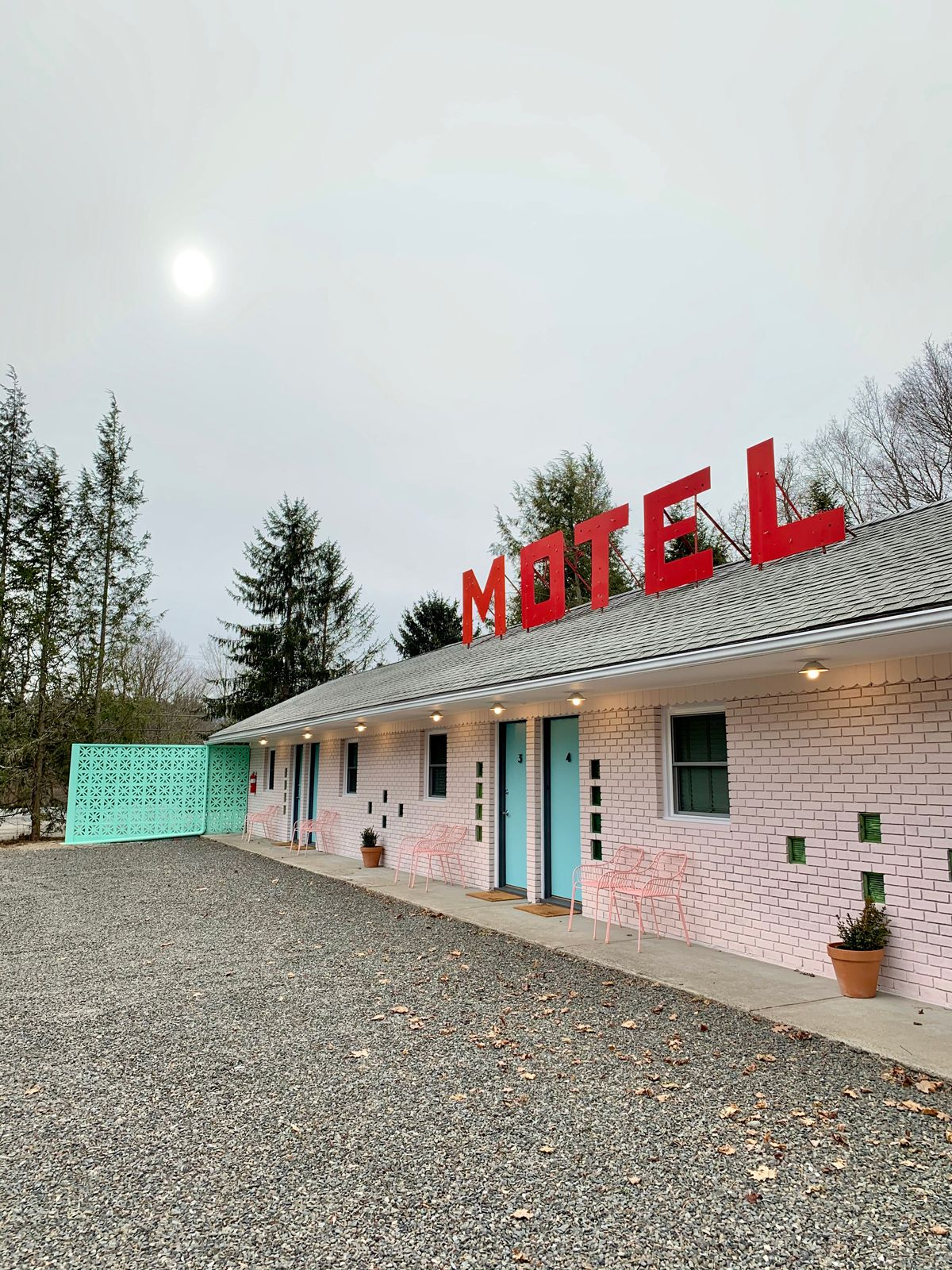 Starlite Motel Is the 60s-Inspired Catskills Retreat Instagrammers Dream Of